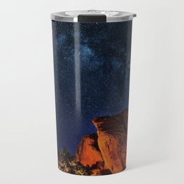 Milky Way View from the Grand Canyon Travel Mug