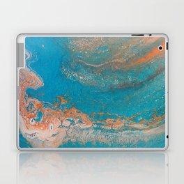 Sunset Blue Laptop & iPad Skin