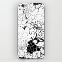korean iPhone & iPod Skins featuring Korean Spring by Madame Mim