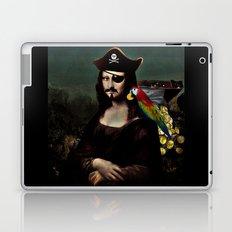 Mona Lisa Pirate Captain Laptop & iPad Skin