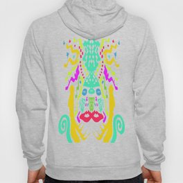painting remix Hoody