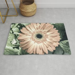 Be Like The Flower... Rug