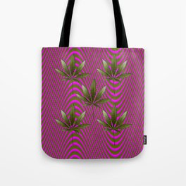 Flowing downstream... Tote Bag