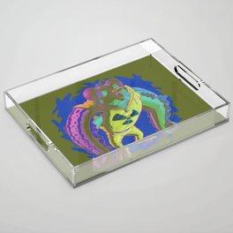 Wut Radyashun? Acrylic Tray