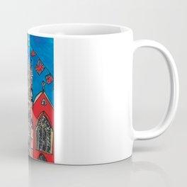 A depiction of Birmingham, UK Coffee Mug