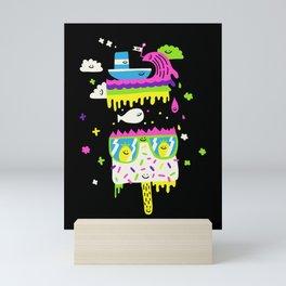 Happy Lolly Mini Art Print