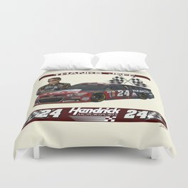 My #JeffGordon tribute.  Duvet Cover