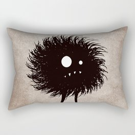 Evil Bug Wondering Rectangular Pillow