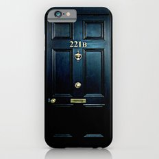 Baker st house 221b door iPhone 4 4s 5 5c 6, pillow case, mugs and tshirt iPhone 6s Slim Case