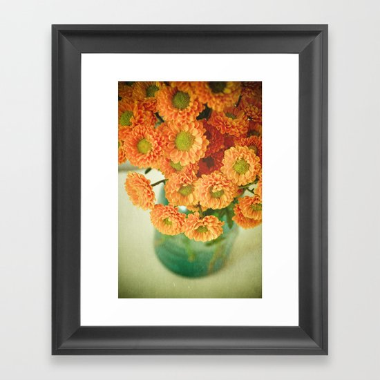 Autumn Day 28 Framed Art Print