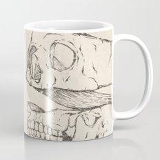 Twister Skull Mug