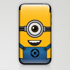 MINION! iPhone & iPod Skin