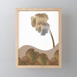 Modern tropicalism Framed Mini Art Print