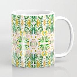 Tiki palms Coffee Mug