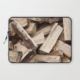 Firewood Laptop Sleeve