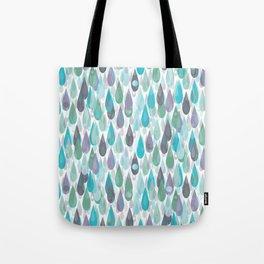 Let it Rain II Tote Bag
