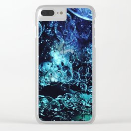Crystal Balls Clear iPhone Case