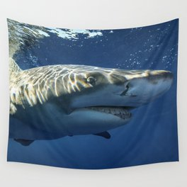 Lemon Shark Wall Tapestry