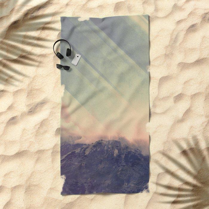 Enlightenment Beach Towel