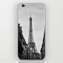 Been There, Shot That (Pt. 8 – Paris, France) iPhone Skin
