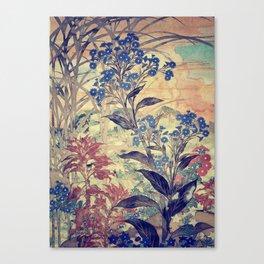 Slow Burning Canvas Print