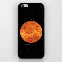 venus iPhone & iPod Skins featuring Venus by Terry Fan