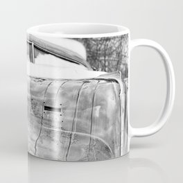 Old Hudson in the Snow Coffee Mug