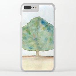 The Great Oak Clear iPhone Case