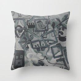 eivissa Throw Pillow