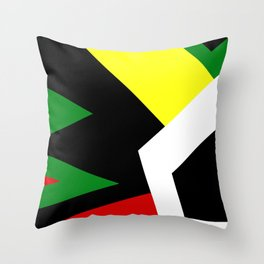Imagination Unchained Throw Pillow
