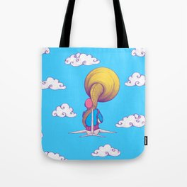 The Extraterrestrial Triumph Tote Bag