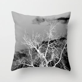 Go Ahead and See Throw Pillow