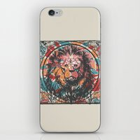 leo iPhone & iPod Skins featuring Leo by Heinz Aimer