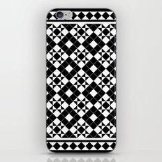 Victorian Floor Tile Pattern #2 iPhone & iPod Skin