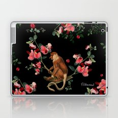 Monkey World: Nosy Laptop & iPad Skin
