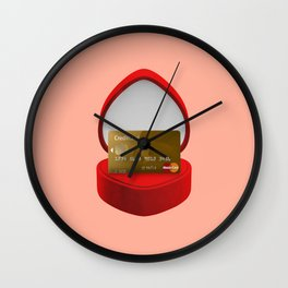 Will you marry me ? Wall Clock