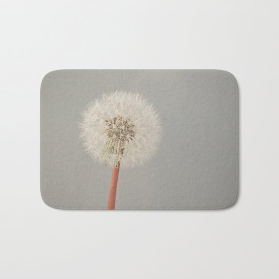 The Passing of Time Bath Mat