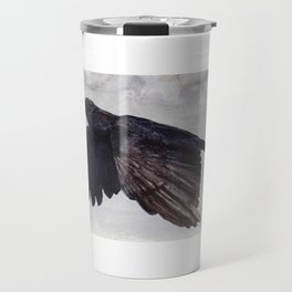 As the Crow Flies Travel Mug