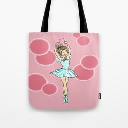 Twinkletoes Ballerina Tote Bag
