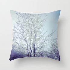 Winter 2.0 Throw Pillow
