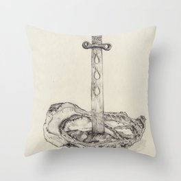 chastiefol Throw Pillow