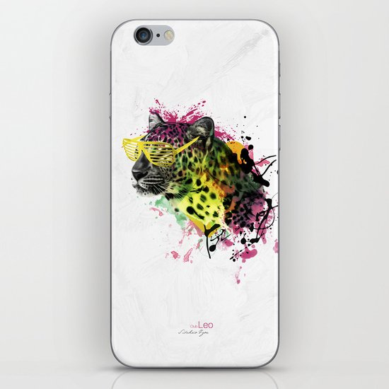 Club Leo iPhone & iPod Skin
