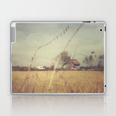 A Red Guest Laptop & iPad Skin