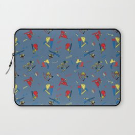 Child's Play Chucky Inspired Pattern Laptop Sleeve