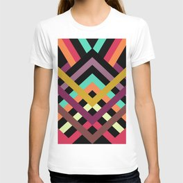 Abstract Composition 444 T-shirt