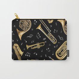 Instrument Saxophone Jazz Carry-All Pouch