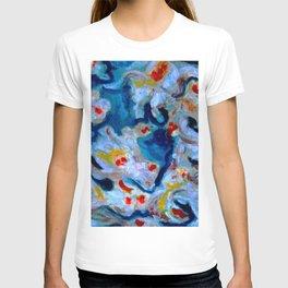 Water #society6 #decor #buyart T-shirt