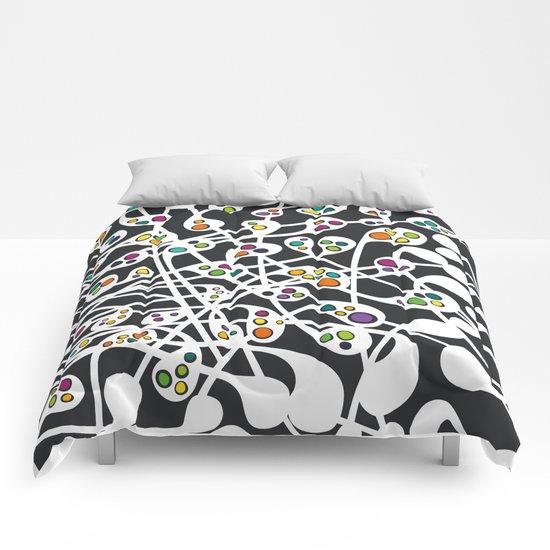 Microcosm I Comforters