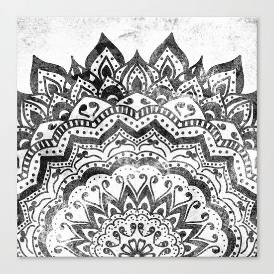 ORION JEWEL MANDALA Canvas Print
