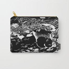 Bear Models: Panda Bear Cubs 01-02 Carry-All Pouch